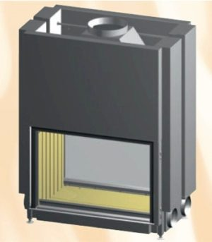 Топка камина SPARTHERM Arte X-FDh Linear 3S