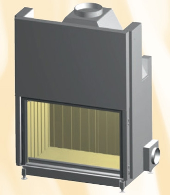 Топка камина SPARTHERM Arte Xh Linear 3S