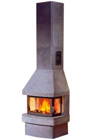Печь камин Contura 470