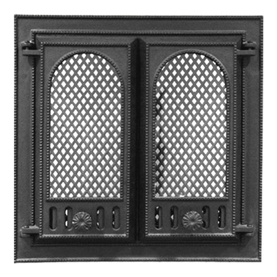 Дверца каминная HTT 116