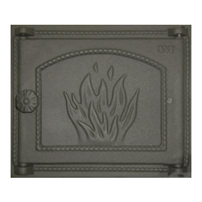 Дверца духовки сплошная SVT 450