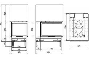 Топка AX-EPI 950 PC-C (Axis)