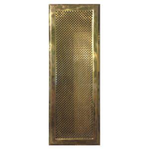 Решетка каминная 19,5х54,5 (Megaprom)