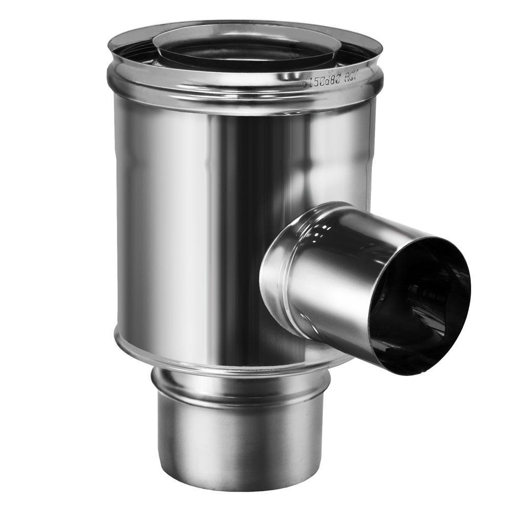 Адаптер для котла D80/130 (Вулкан)