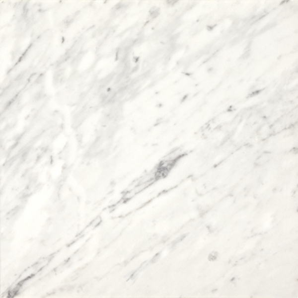 Плитка мраморная Blanco Carrara Light 60x60x2 (Coavantia)