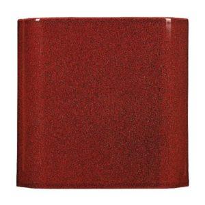 Печь 17 NHGT ECOplus, brillant rot 474, черная рамка (Hark)