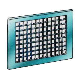 Вентиляционная решетка (Hart)
