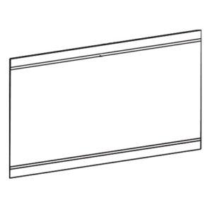 Керамическое стекло для Side 3, фрональное (EdilKamin)