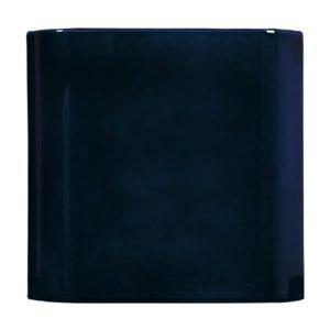 Печь Bella Noche 2 ECOplus, knigsblau, рамка хром + 2 кольца (Hark)