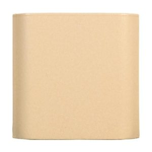 Печь 17 NHGT ECOplus, sahara 435, рамка золото (Hark)