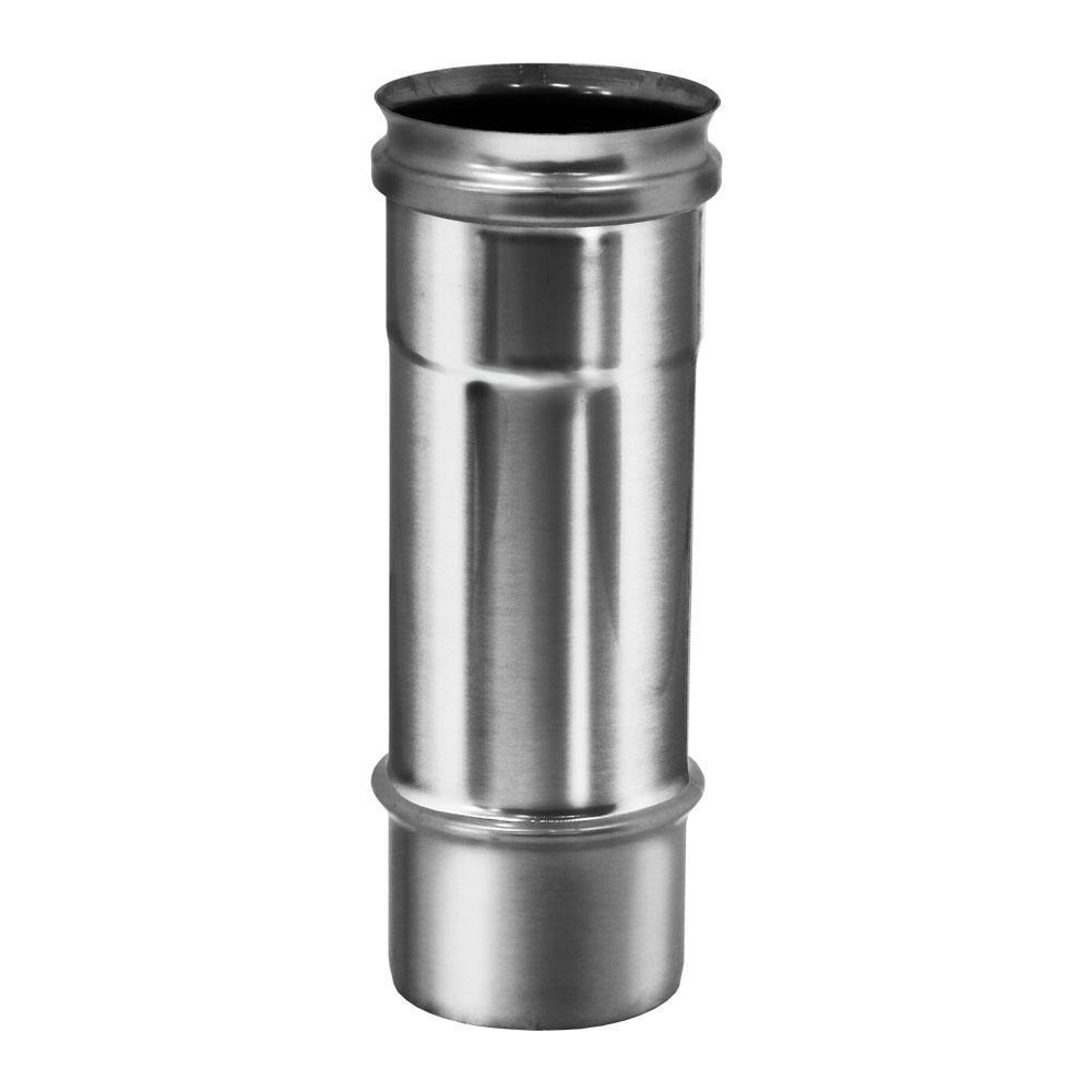 Удлинитель внутренней трубы L250 D80 (Вулкан)